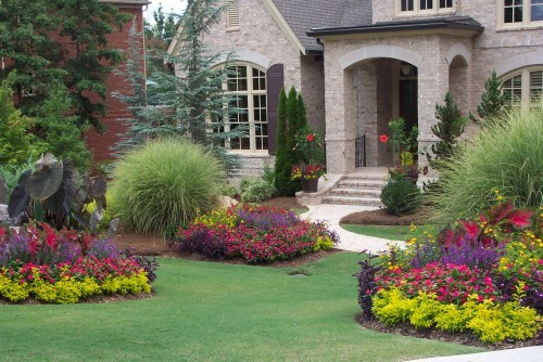 3544 19 front yard design ideas 1000 images about yard on - Landscape Design Ideas For Front Yard