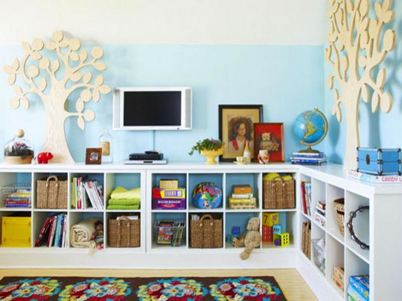 kid playroom ideas modern kids - Playroom Design Ideas