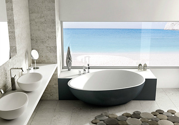 modern designer bathtubs modern bathtub design – adorable home