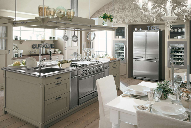 Modern Traditional Kitchen Design