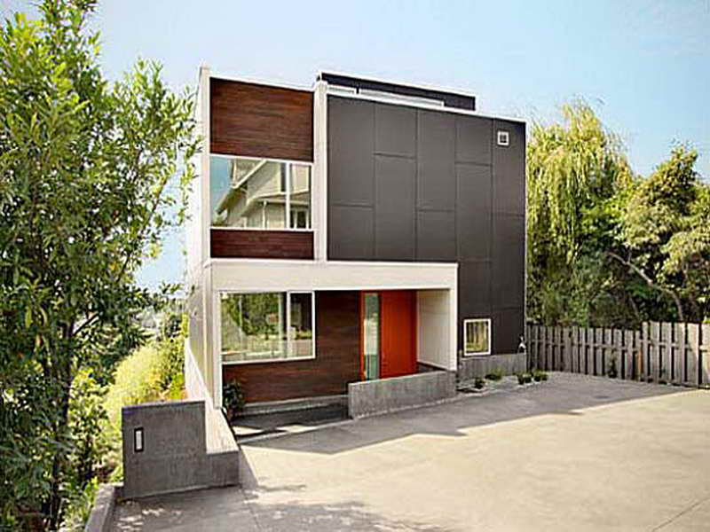 Small Contemporary Home Designs Small Contemporary House Plans