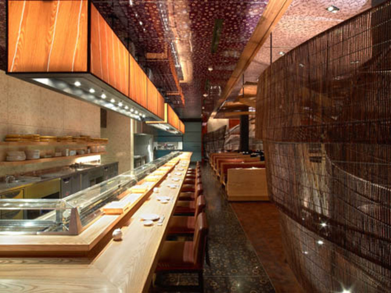 Restaurant Kitchen Interior Design