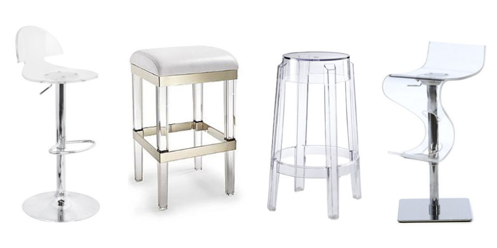 10 Best Acrylic Bar Stools 2016 Clear Acrylic Bar Stools Under 500 inside Clear Acrylic Bar Stools