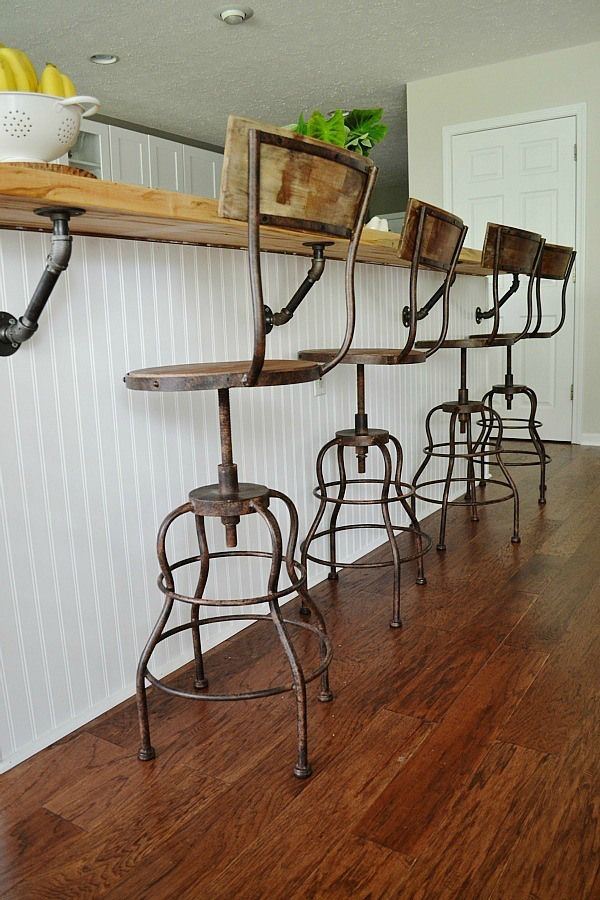 1000 Ideas About Breakfast Bar Stools On Pinterest Kitchen Bars regarding Brilliant  breakfast bar stools pertaining to The house