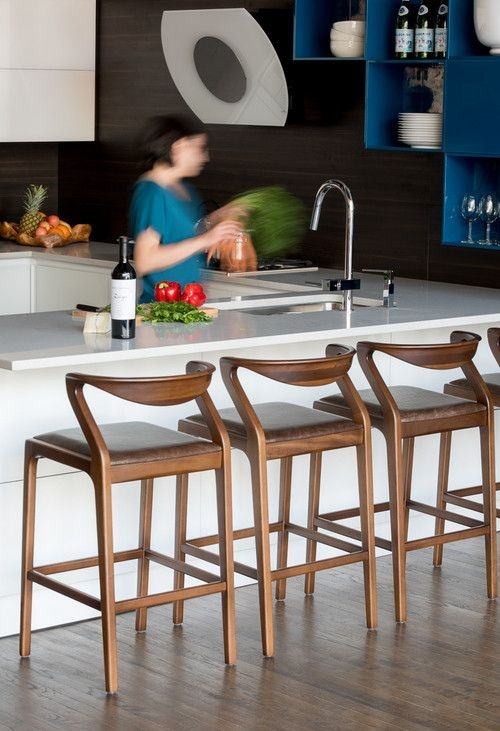 1000 Ideas About Counter Height Stools On Pinterest Swivel in Kitchen Bar Stools Counter Height