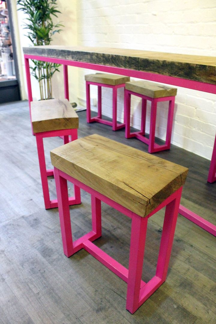 1000 Ideas About Diy Bar Stools On Pinterest Diy Bar Bar pertaining to Diy Bar Stools