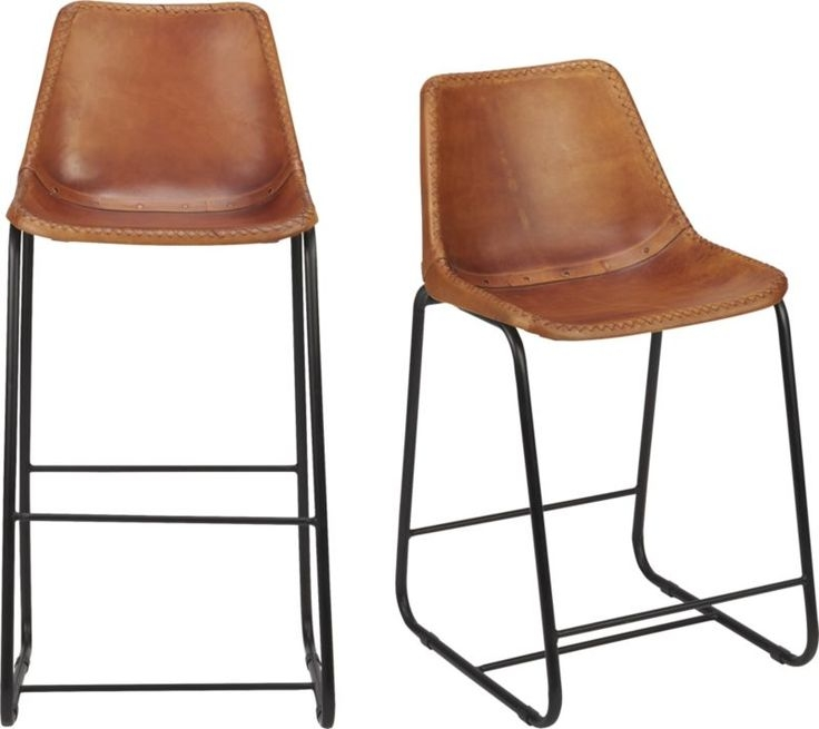 1000 Ideas About Leather Bar Stools On Pinterest Bar Stools intended for Leather Bar Stools With Back