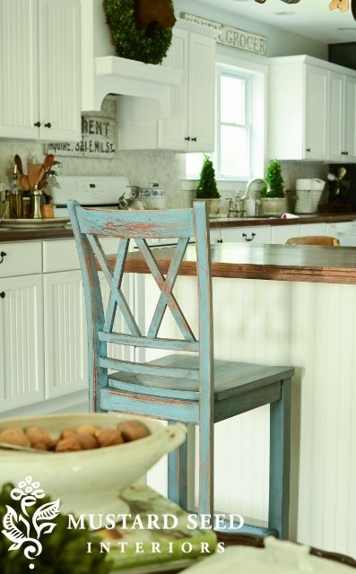 1000 Ideas About Painted Bar Stools On Pinterest Bar Stool for Painted Bar Stools