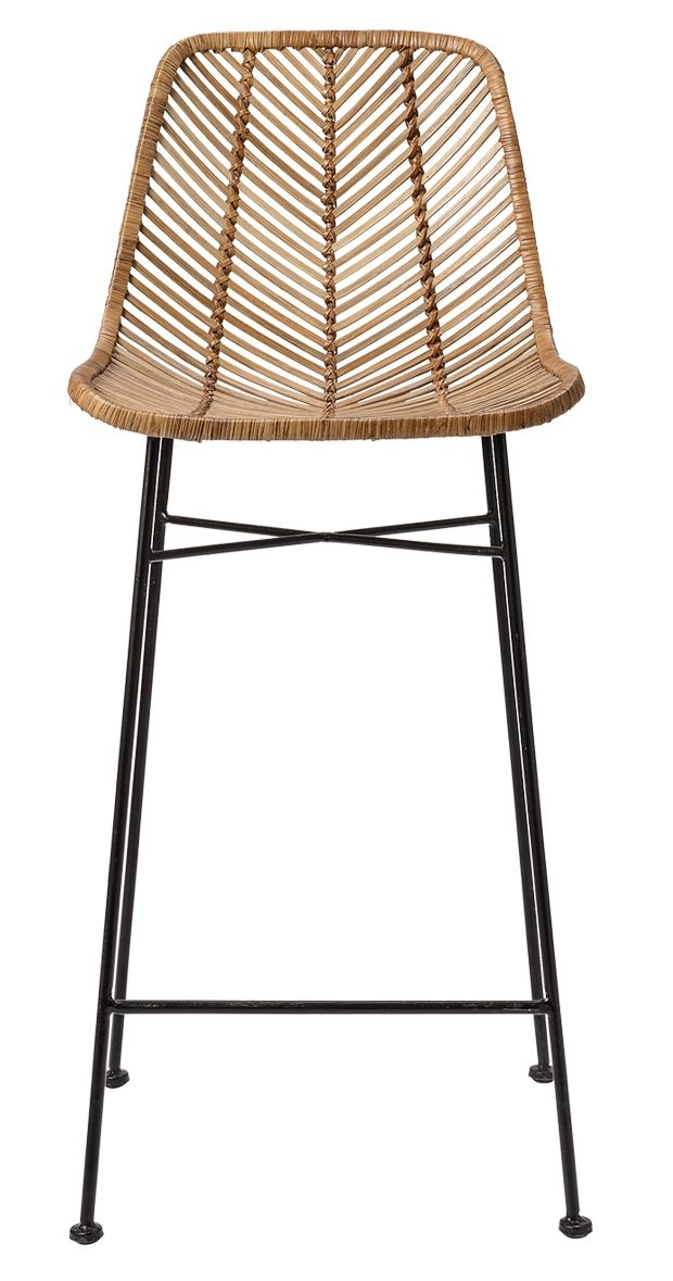 1000 Ideas About Rattan Bar Stools On Pinterest Wicker throughout Wicker Bar Stool
