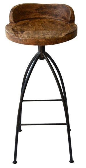 1000 Ideas About Rustic Bar Stools On Pinterest Rustic Bars for Rustic Bar Stool