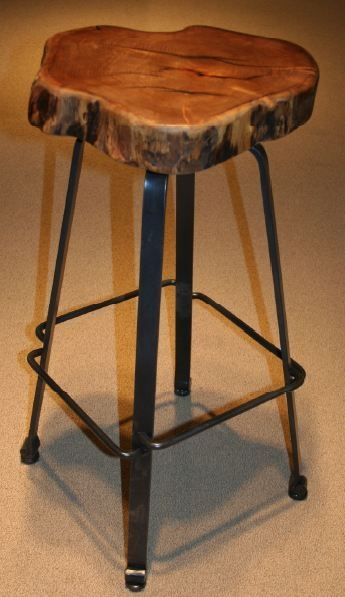 1000 Ideas About Rustic Bar Stools On Pinterest Rustic Bars intended for rustic bar stools for Home