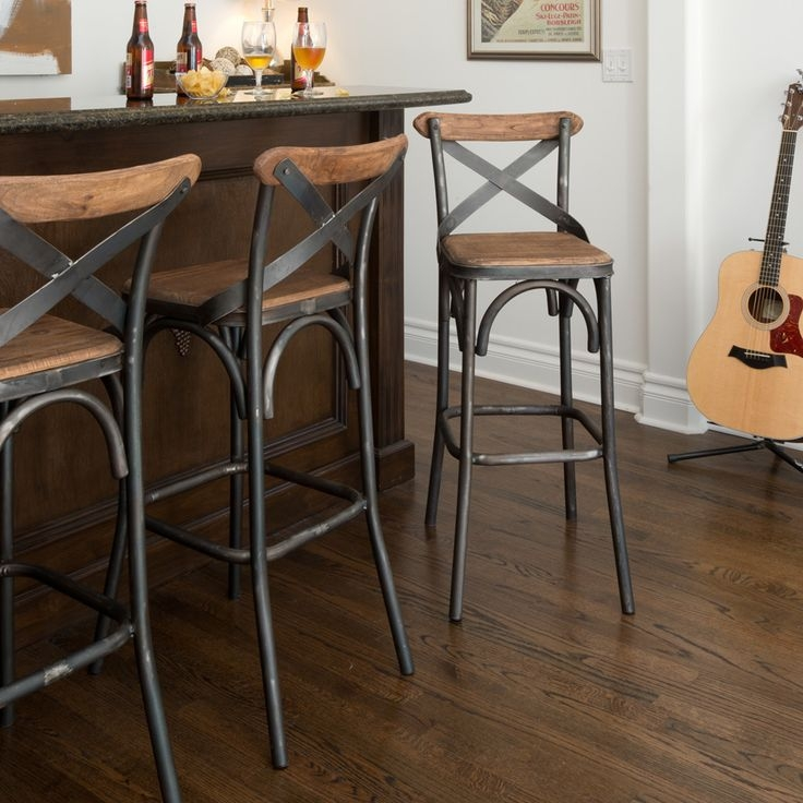 1000 Ideas About Rustic Bar Stools On Pinterest Rustic Bars within rustic bar stools for Home
