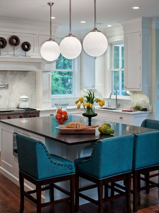 1000 Ideas About White Leather Bar Stools On Pinterest Stool inside Teal Bar Stools