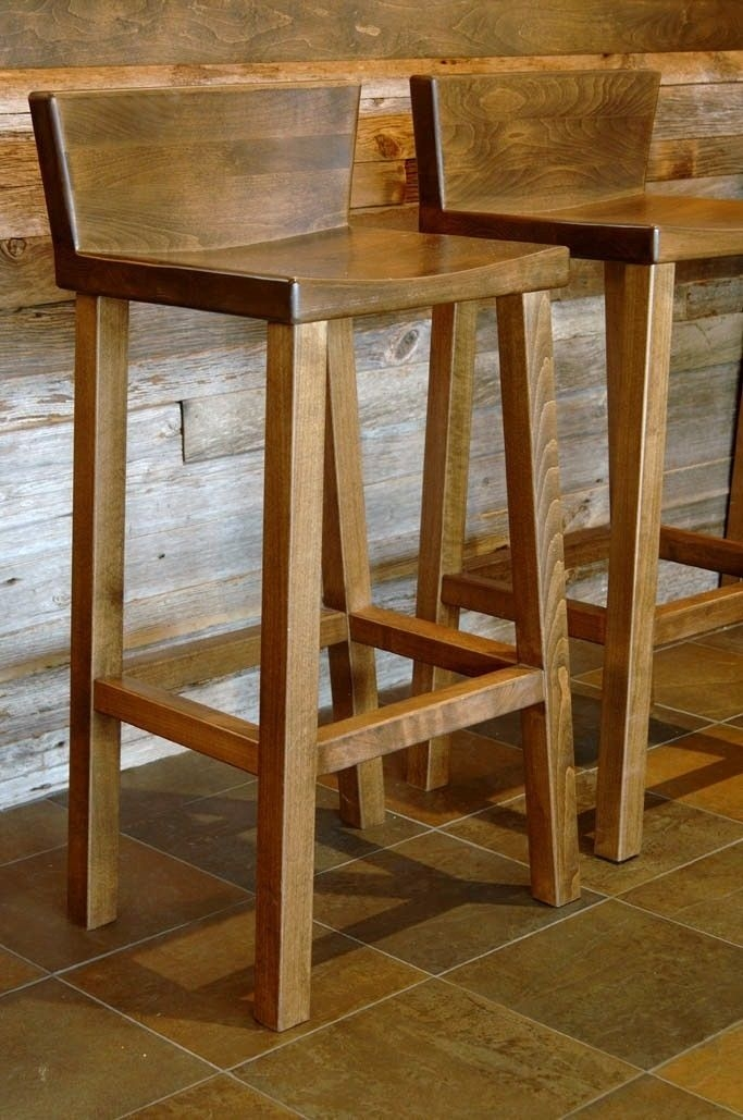 1000 Ideas About Wooden Bar Stools On Pinterest Wooden Bar Bar with regard to Wooden Bar Stools