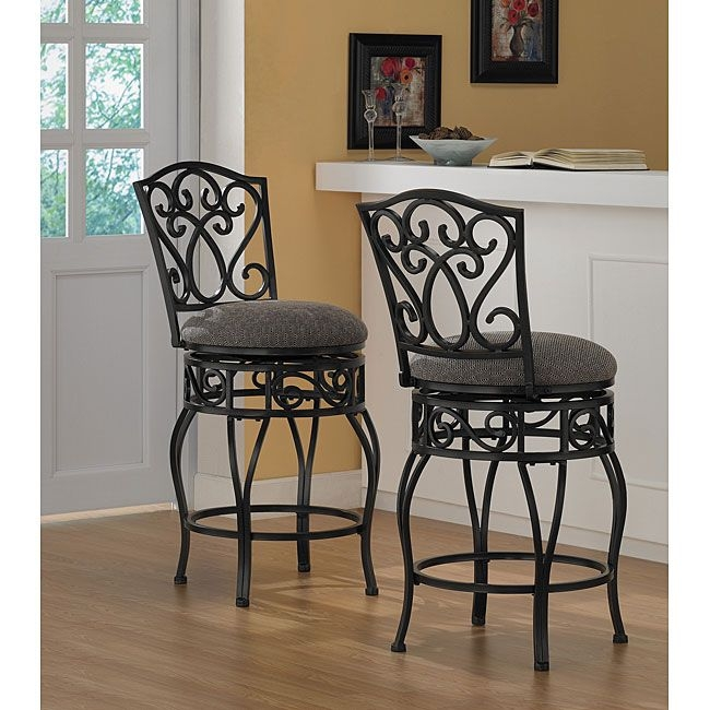 1000 Ideas About Wrought Iron Bar Stools On Pinterest Stools throughout The Awesome and Stunning iron bar stools regarding Household