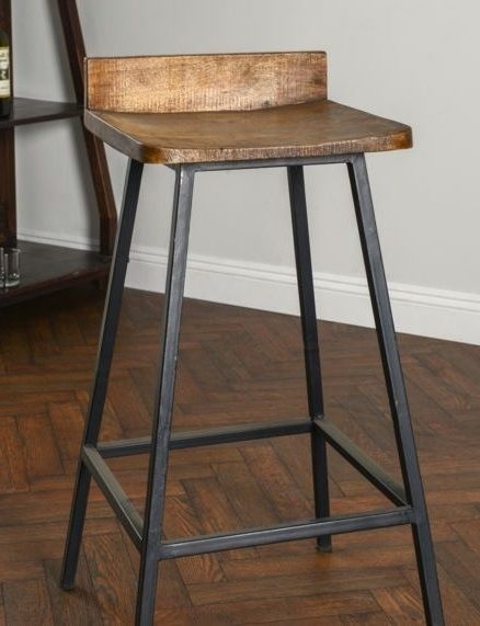 1000 Ideas About Wrought Iron Bar Stools On Pinterest Stools throughout Wood And Iron Bar Stools