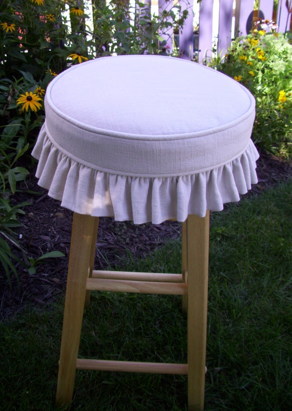 1000 Images About Bar Stools On Pinterest Bar Stool Covers Bar intended for Bar Stool Cushion