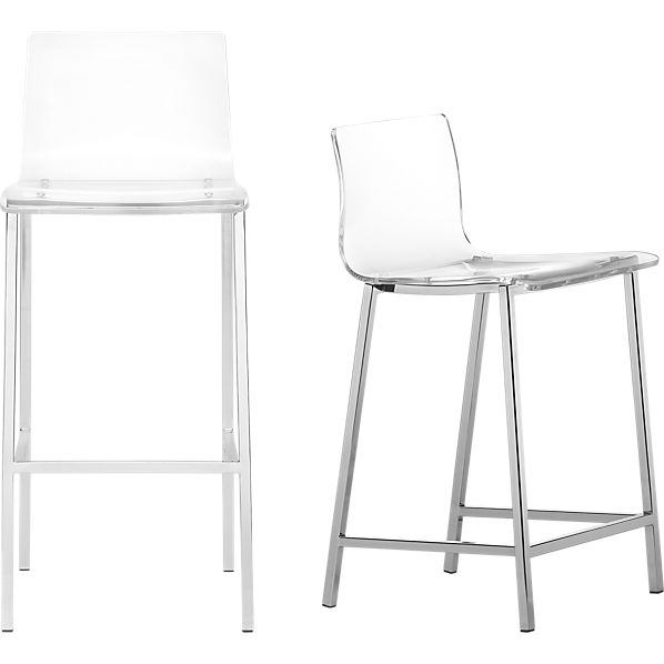 1000 Images About Bar Stools On Pinterest Bar Stools Counter with The Elegant  clear bar stools with regard to Household