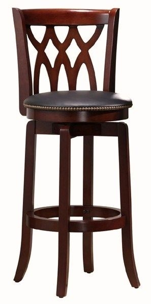 1000 Images About Bar Stools On Pinterest Swivel Bar Stools regarding Cherry Wood Bar Stools