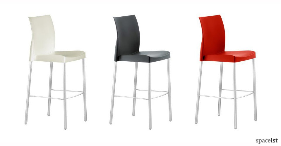 1000 Images About Colourful Bar Stools On Pinterest Bar throughout plastic bar stools for Your home