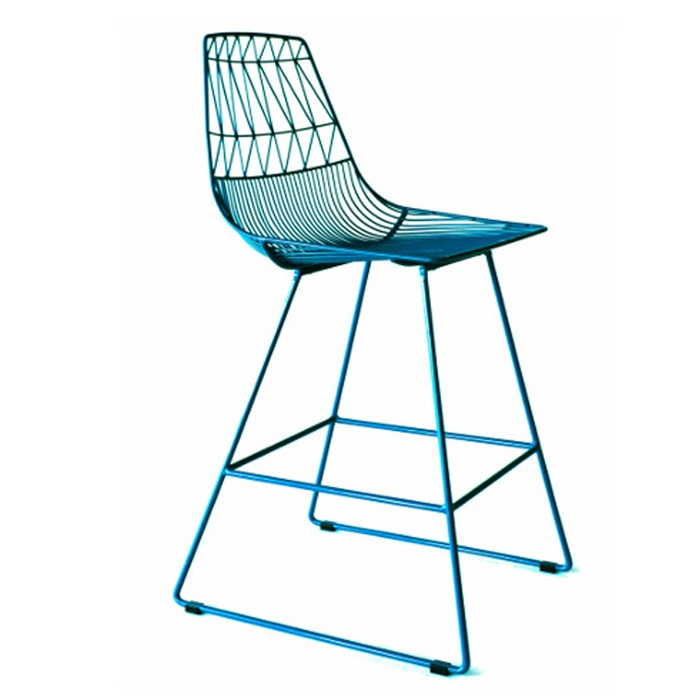 1000 Images About Counter Stools On Pinterest Counter Stools with regard to Wire Bar Stools