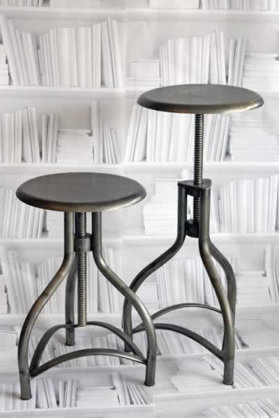 1000 Images About Furniture Decorating On Pinterest Metal Bar with Adjustable Metal Bar Stools
