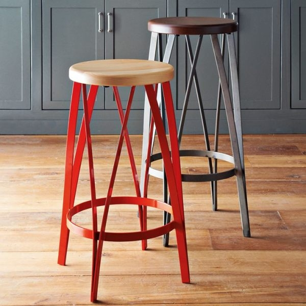 1000 Images About Kitchen Bar Stools On Pinterest Bar Stools within Metal Breakfast Bar Stools