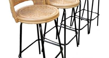 1000 Images About Kitchen On Pinterest Swivel Bar Stools with wicker bar stool intended for The house