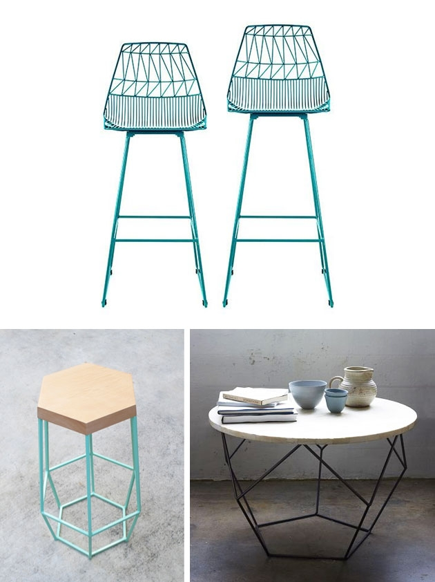 1000 Images About Stools On Pinterest Counter Stools Bar throughout Wire Bar Stools