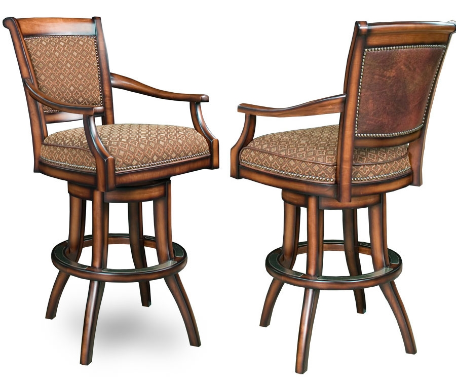 1000 Images About Wooden Bar Stools On Pinterest House Bar with regard to extra tall bar stools pertaining to Your own home