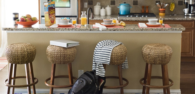 14 Things To Avoid While Buying Kitchen Bar Stools All World within how tall are bar stools regarding Inviting