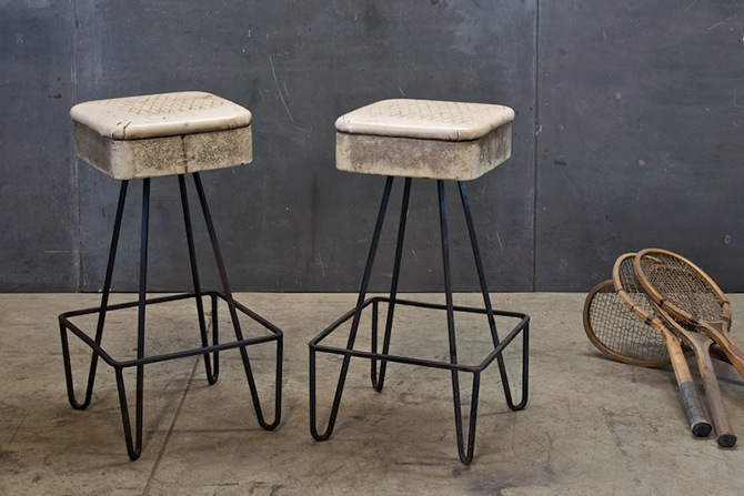 15 Amazing Ideal Vintage Bar Stools regarding Awesome and Gorgeous vintage bar stool for The house