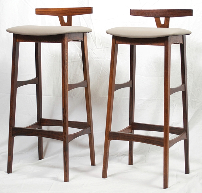 15 Amazing Ideal Vintage Bar Stools within Mid Century Modern Bar Stool
