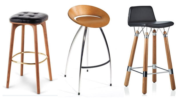 15 Contemporary Bar Stool Designs Home Design Lover regarding Contemporary Bar Stool