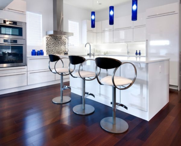 17 Modern Kitchen Bar Stool Designs inside Modern Kitchen Bar Stools