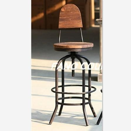 2016 American Iron Do The Old Wood Bar Chairs Cafe Tables And throughout The Stylish along with Stunning 33 bar stools regarding Provide Home
