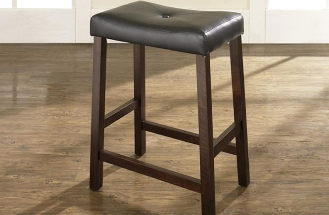 24 Inch Padded Saddle Bar Stools Archives Bar Stools Dream intended for padded saddle bar stools intended for Residence