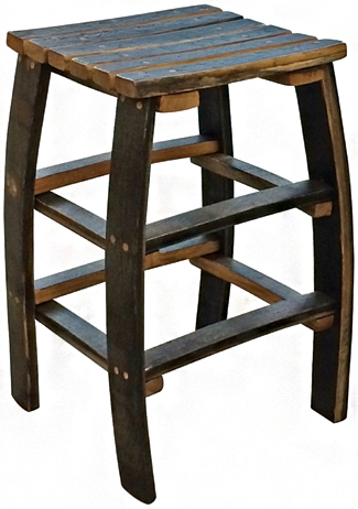 24quot Bar Stool Jack Daniels Series Kloter Farms within 24 bar stools intended for Household