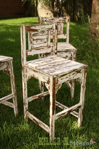 7 Gorgeous Diy Bar Stools Diy regarding Diy Bar Stools