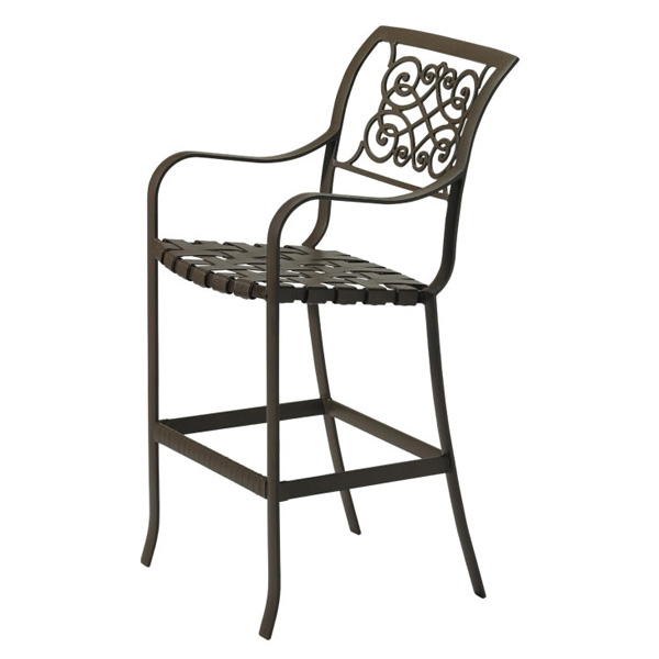 A Guide To Outdoor Bar Stools Furniturebird in Outside Bar Stools