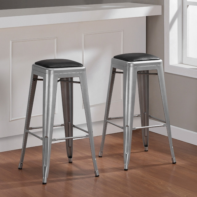 Stools Overstock: Bar Stools Overstock Pertaining To Residence