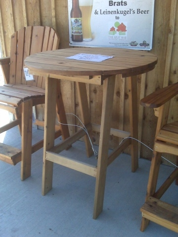 Adirondack Bar Stools with regard to Adirondack Bar Stools