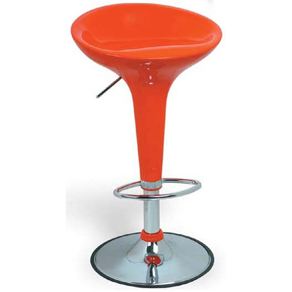 Adjustable Height Bar Stool Elroy Red with The Most Awesome  adjustable height bar stools with regard to Property