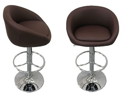 Amazing Brown Leather Bar Stool Stoolsonline Real Leather Bar with brown leather bar stools for Current House