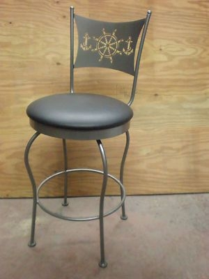 Amisco New 25 My Style Pinterest pertaining to The Brilliant as well as Lovely nautical bar stools for Warm