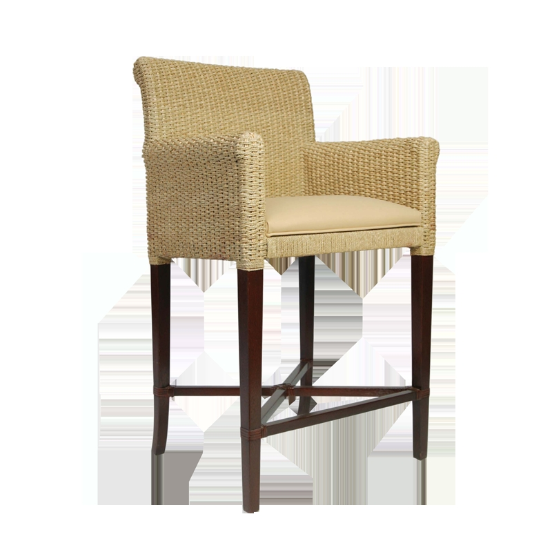 Ascot Barstool With Arms Barstools Chairs Products regarding Bar Stools With Arms