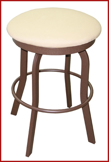 Backless Bar Stools Without Backs pertaining to Swivel Backless Bar Stools