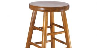 Backless Beech Wood Bar Stool 16293592 Overstock Shopping for backless wooden bar stools regarding Inspire