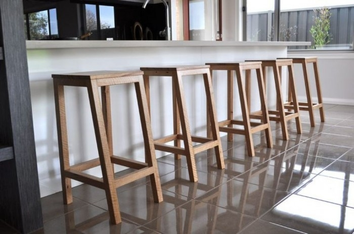 Backless Simple Wood Bar Stools Durable And Elegant Wood Bar throughout The Most Elegant as well as Gorgeous backless wood bar stools for Really encourage