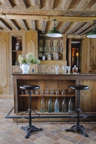 Bar Bar Stools And The Victorian On Pinterest regarding home bar stools for The house